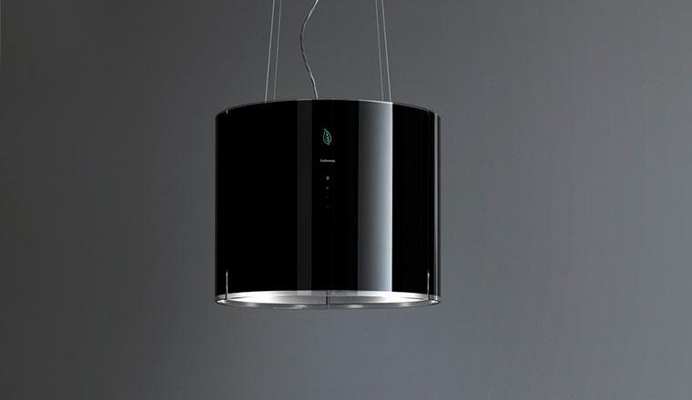cabb78b04709 La campana decorativa de cristal que decorará tu cocina - Frigicoll ...