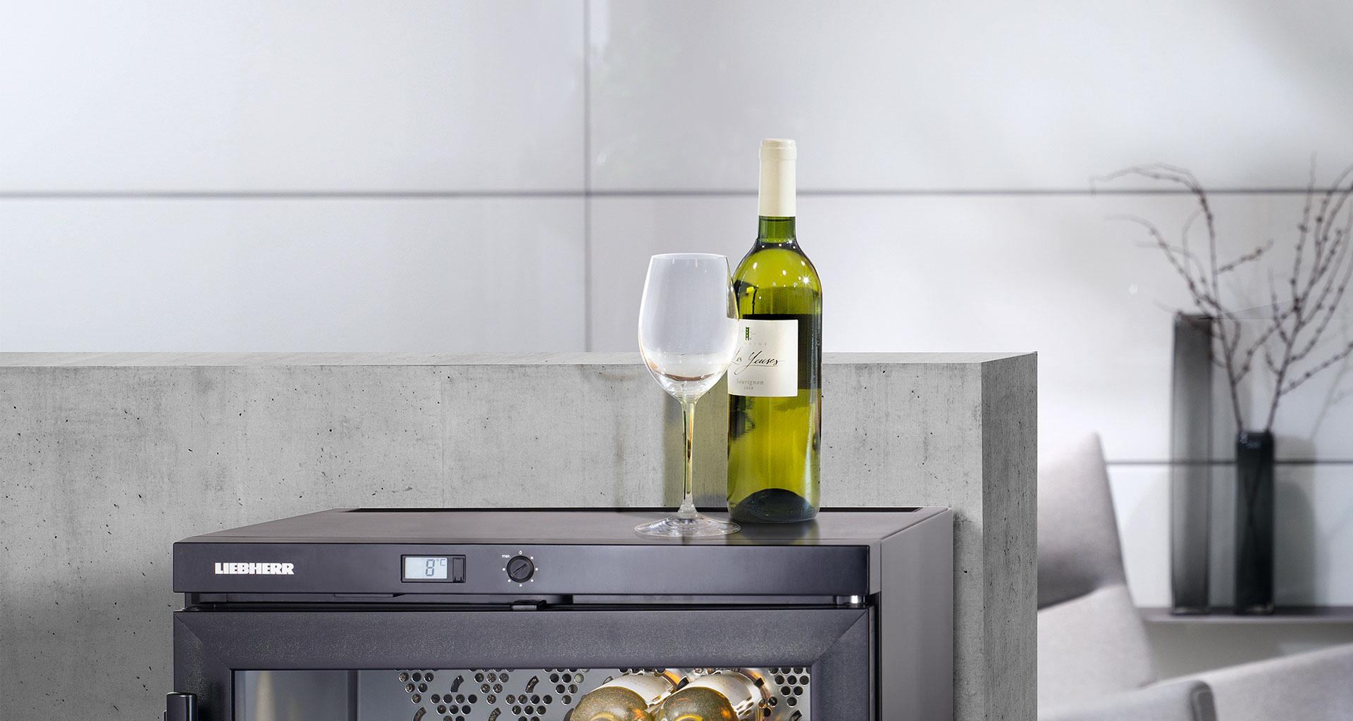lugar donde se guarda el vino