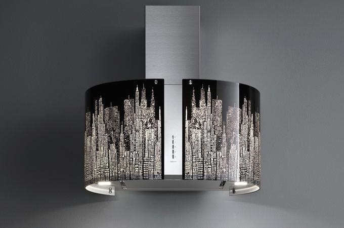 7 campanas extractoras de diseño para cocinas modernas ...