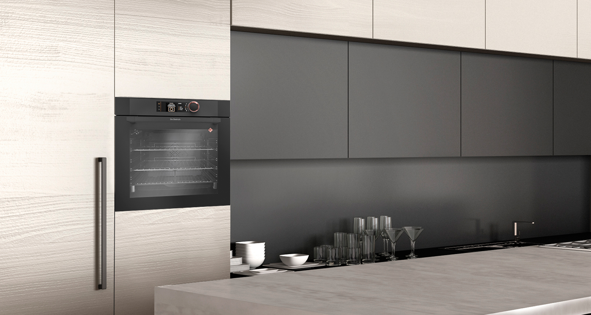 Cómo instalar un horno empotrable en tu cocina