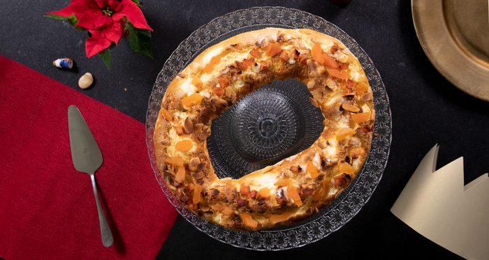 Roncón de Reyes sin gluten