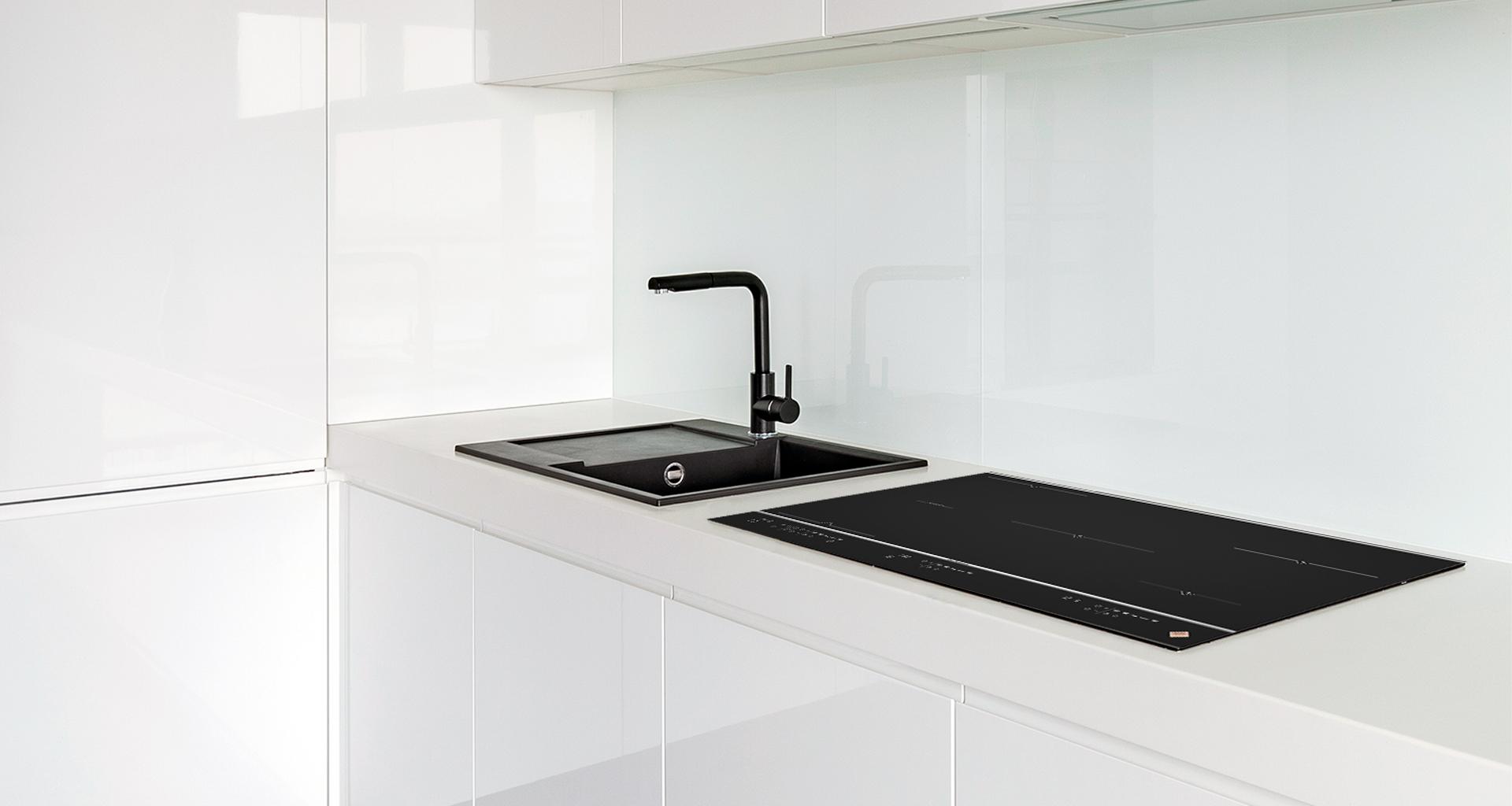 Instalar placa de inducción en cocina