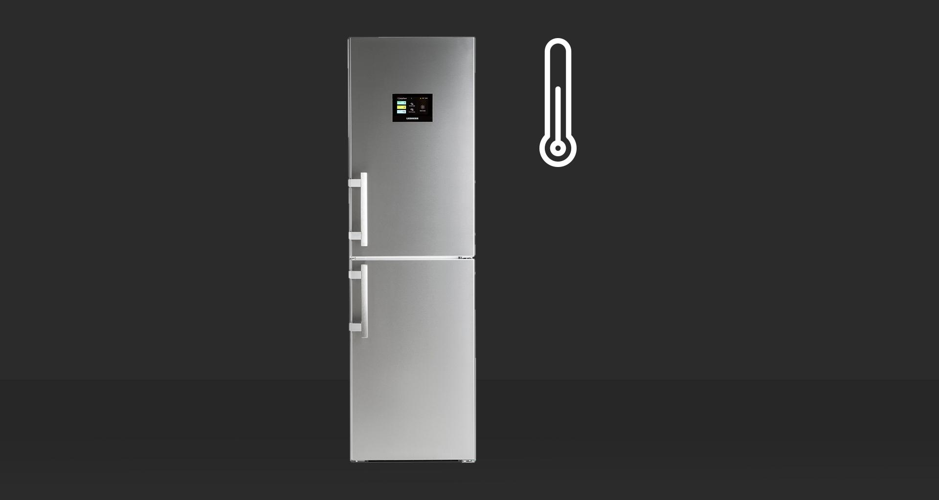 Cómo mantener la temperatura perfecta del frigorífico
